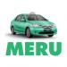 Meru Cab 信頼感バツグンのタクシー予約!